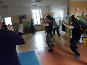 Stage Initiation Qi Gong